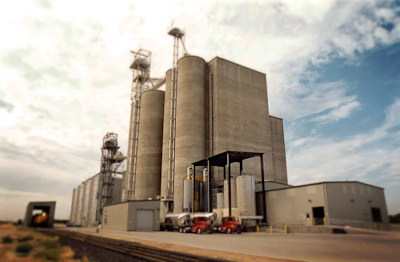 Associated Feed & Supply's Sierra Grain Terminal